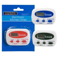 Dollar Store Goodie: Timers